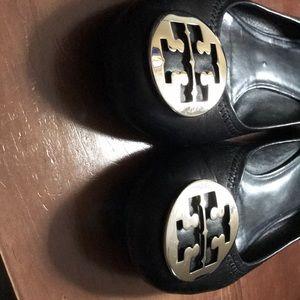 Black Tory Burch shoes